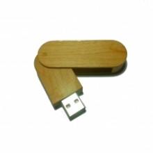 Деревянная флешка (0120)