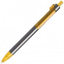 PIANO, ручка шариковая, графит/желтый