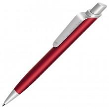 ALLEGRO, ручка шариковая, красный/хром